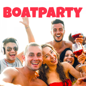 30th August – Summer Fiesta Closing Boat Party (deposit only)